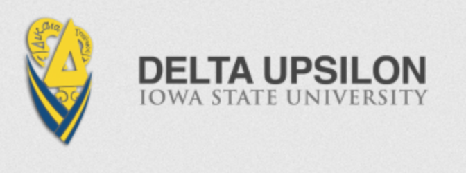 Iowa State University Chapter of Delta Upsilon Fraternity